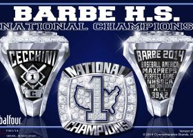 2014 BARBE HS BSBL NAT CHMP