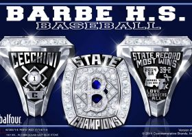 2014 BARBE HS BSBL ST CHMP