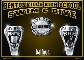 2015 Bentonville Girls SWM